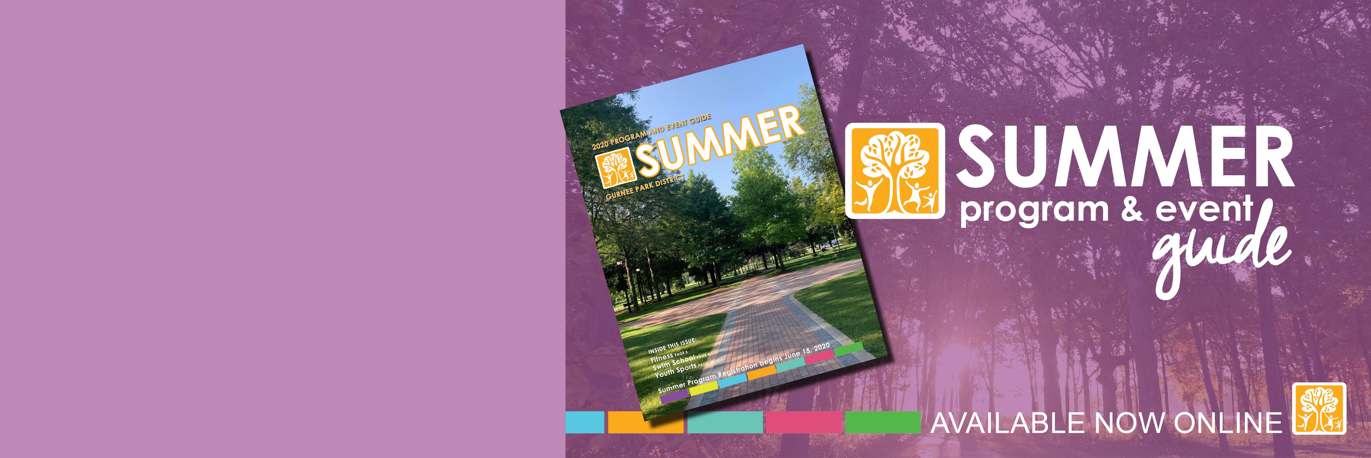 View Summer Program Guide HERE
