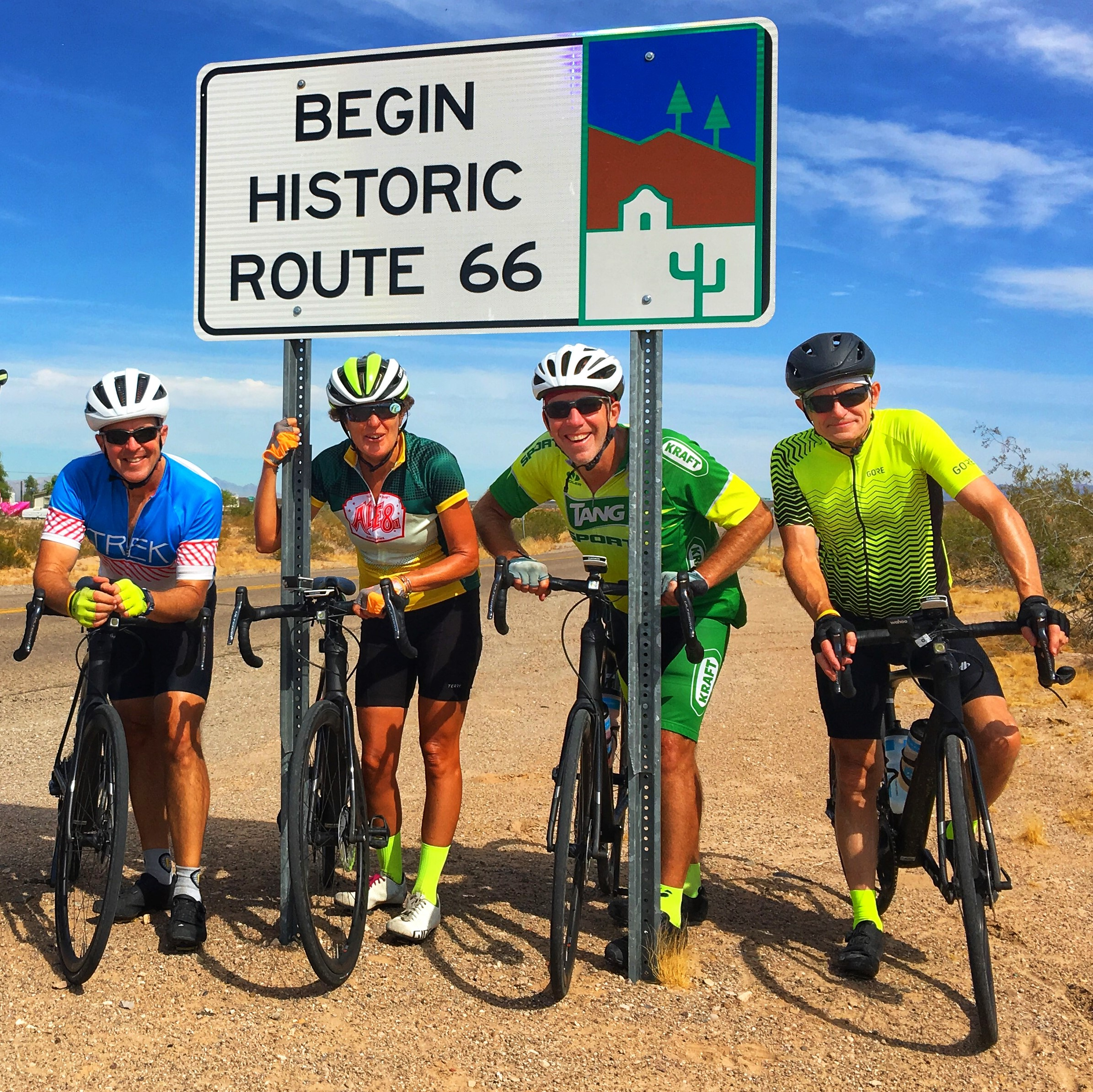Biking My Way Through My Bucket List. Blog by FitNation Gurnee Member, George Inman. View George's full photo gallery on Facebook!