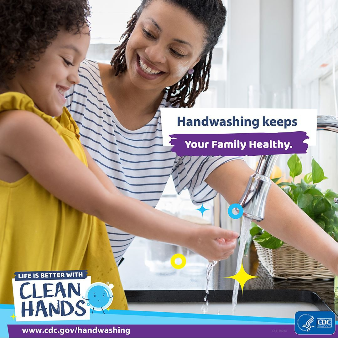 Centers for Disease Control and Prevention - Handwashing website