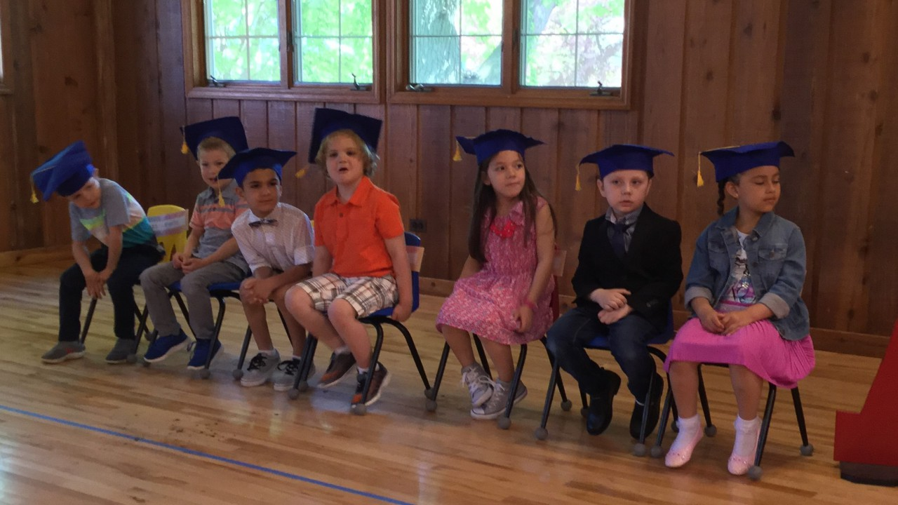 Growing Tree Preschool Hosts Drive-Thru Graduation