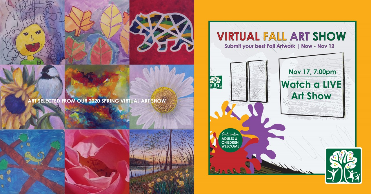 Gurnee Park District Virtual Art Show
