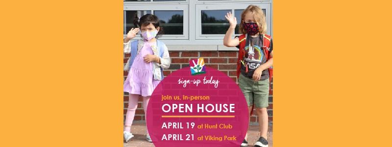 Growing Tree Preschool April Open House