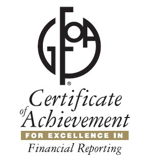 Gurnee Park District Receives the Certificate of Achievement for Excellence in Financial Reporting for 19th Consecutive Year