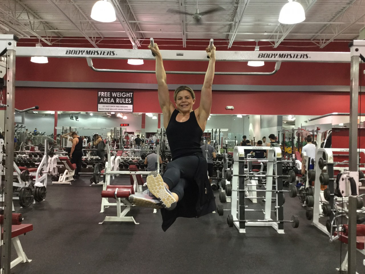 """Ice Cream"" American Ninja Warrior and Gurnee Resident Calls FitNation Her Personal Getaway"