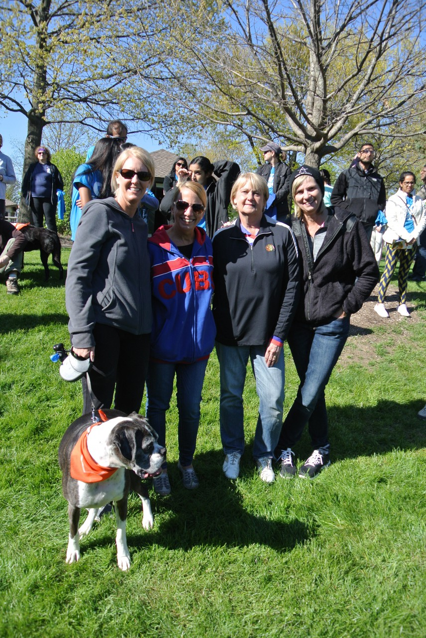 Champions and Pups Celebrated One Year of GO GURNEE