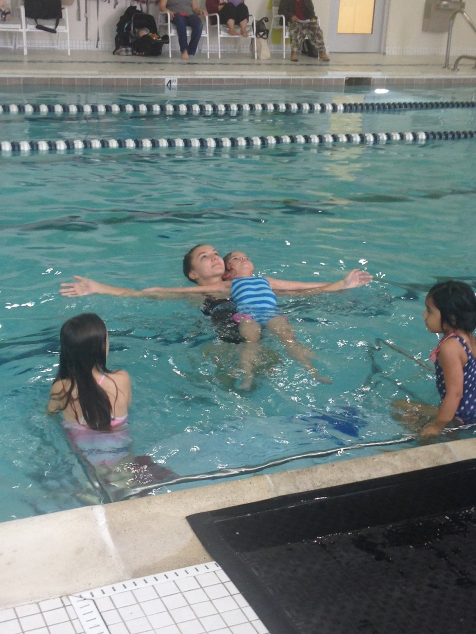 Swim Lessons at FitNation in Gurnee