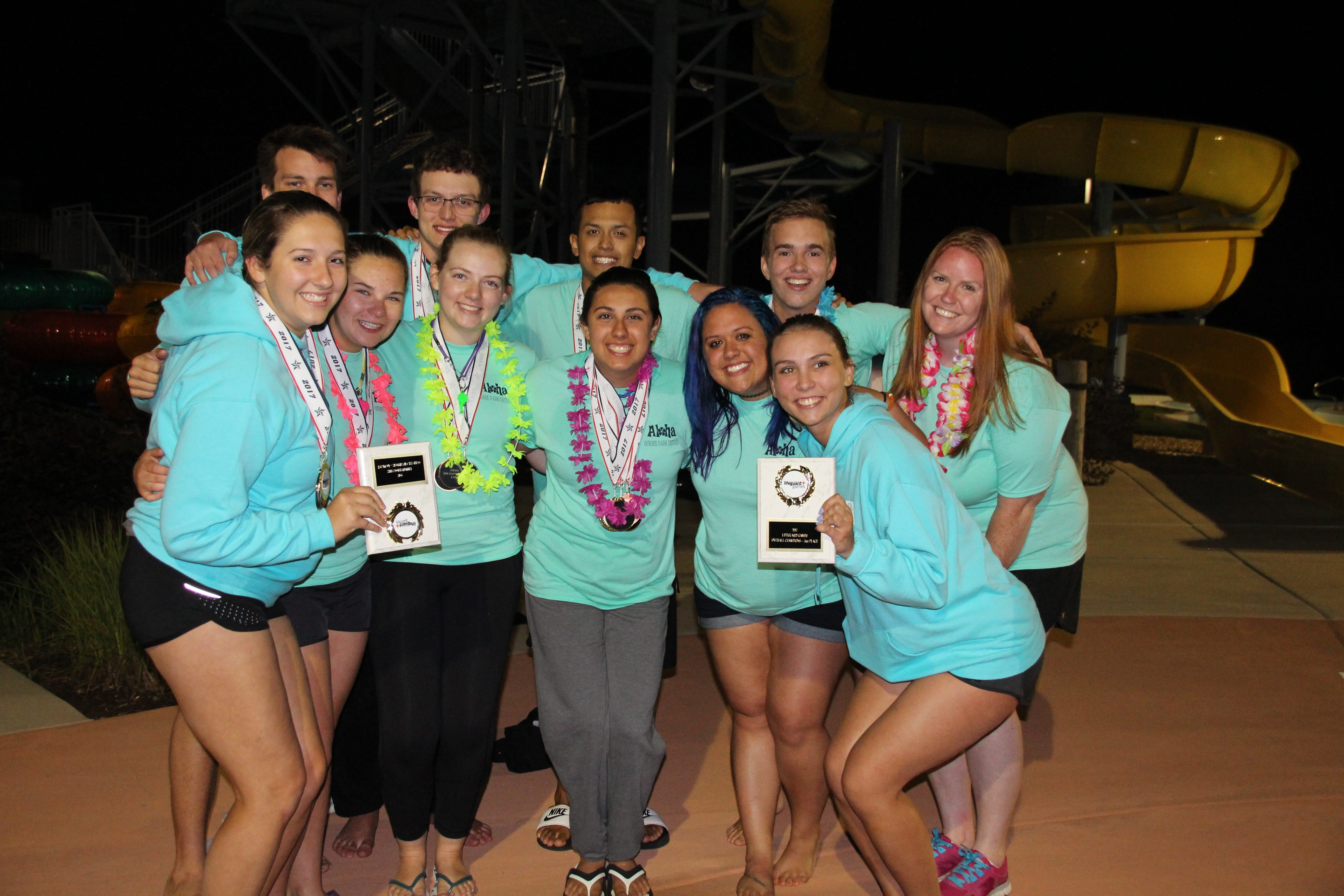 0c7ae958540 Gurnee Park District Takes First Place at Lifeguard Games for Ninth ...