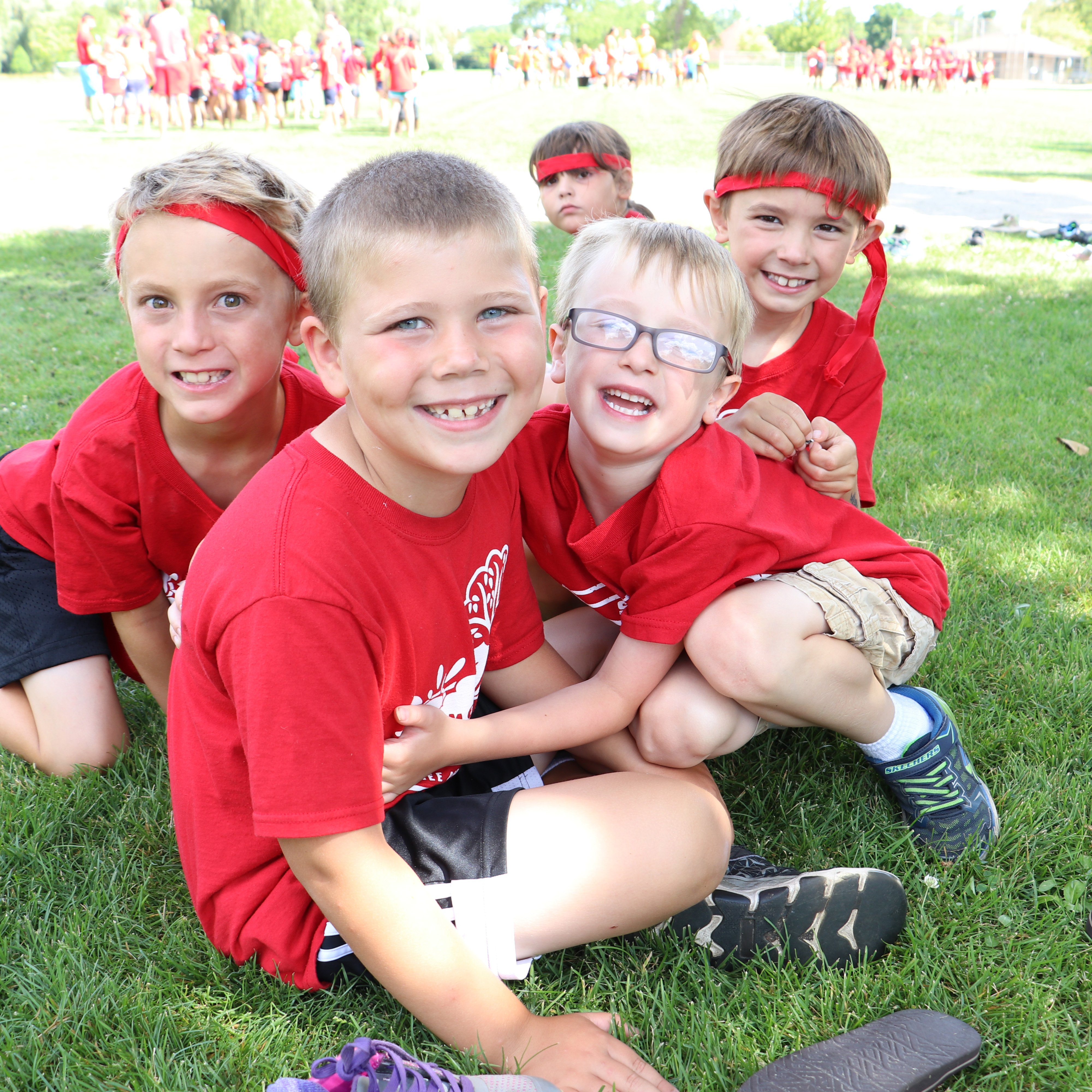 Summer camp in Gurnee