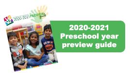 Growing Tree Preschool Preview Guide