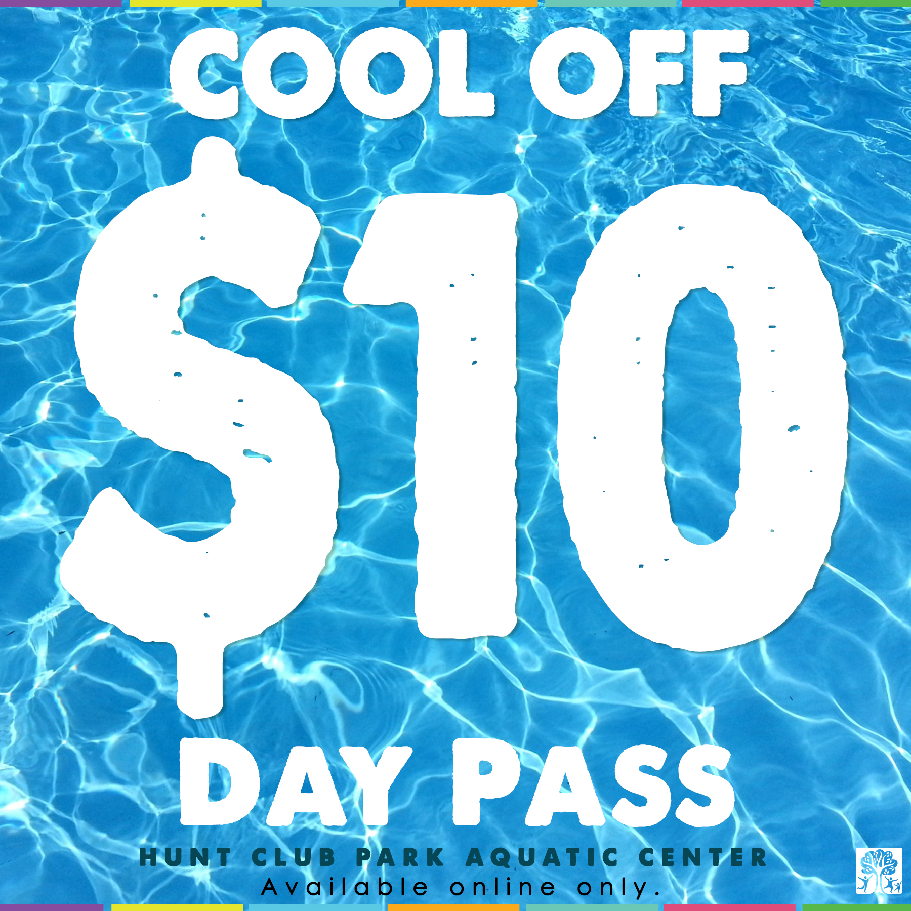 Aquatic Center online passes purchase today