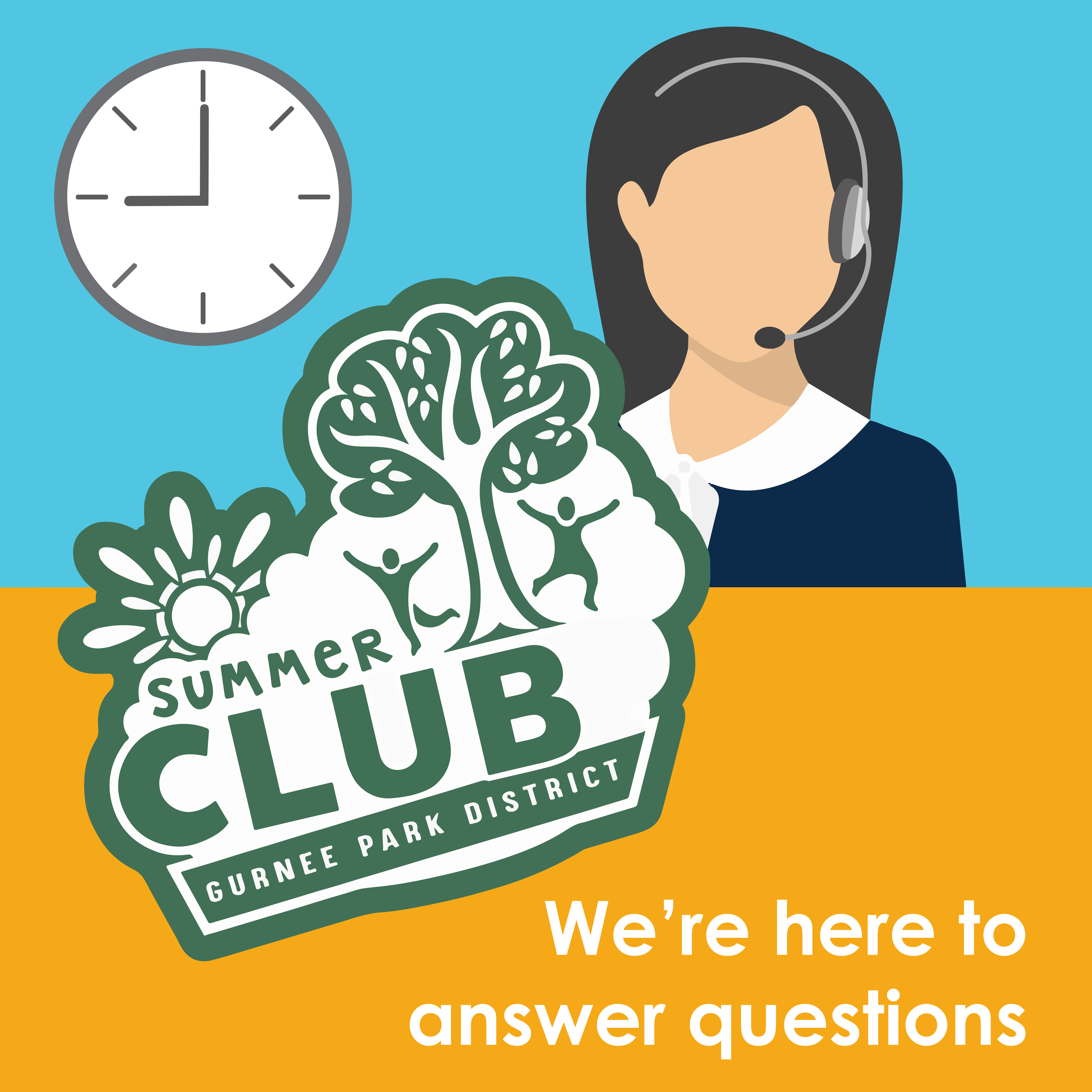 Customer service is available to answer your questions Monday - Friday from 9 am - 2 pm.