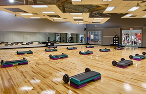 Studio 2 at FitNation Gurnee on Nations Drive