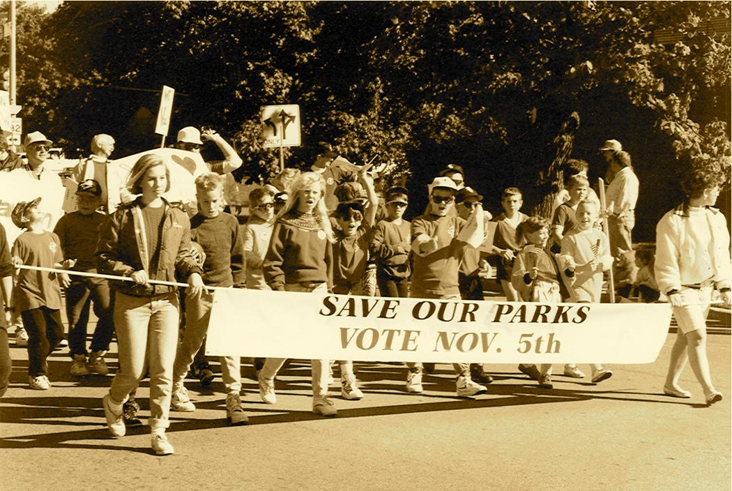 Save Our Parks 1991