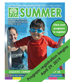 Learn about our Summer 2019 programs