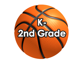 K-2nd grade recreational leagues